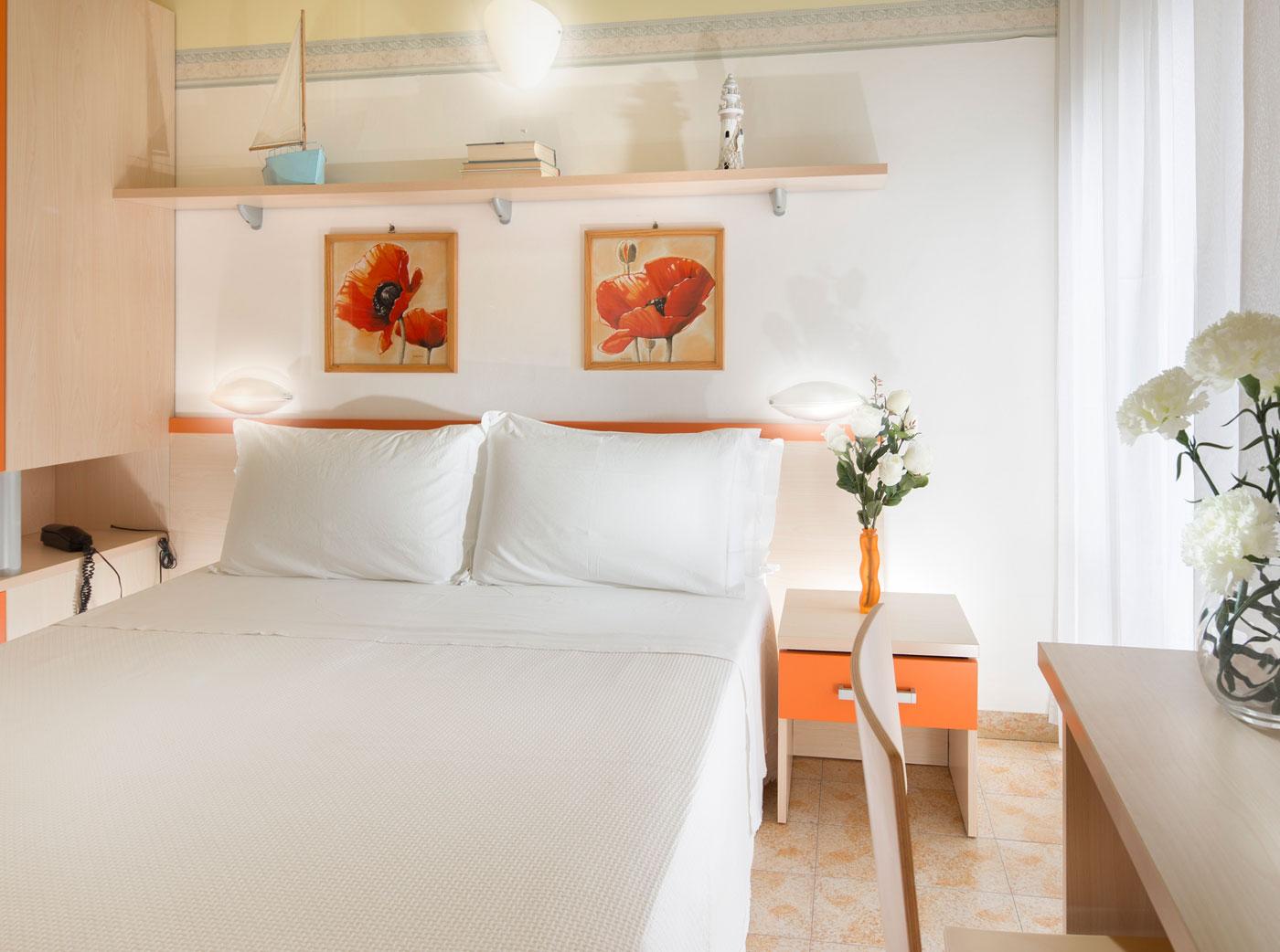 Double Classique - Hôtel Buonafortuna 3 étoiles Bellaria