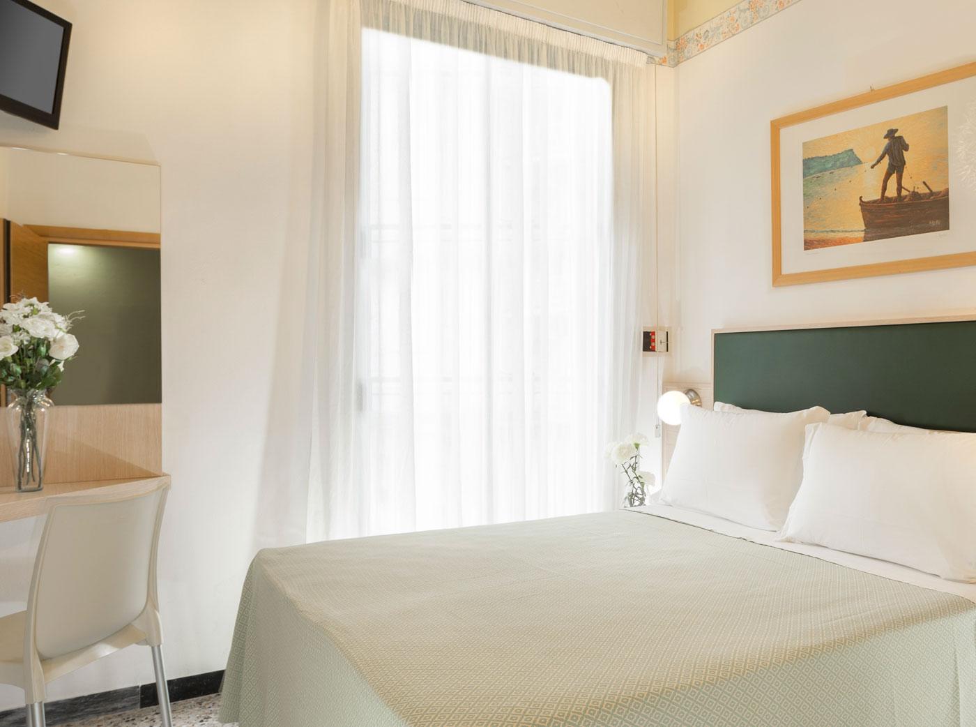 Chambre Double Classique - Hôtel Buonafortuna 3 étoiles Bellaria