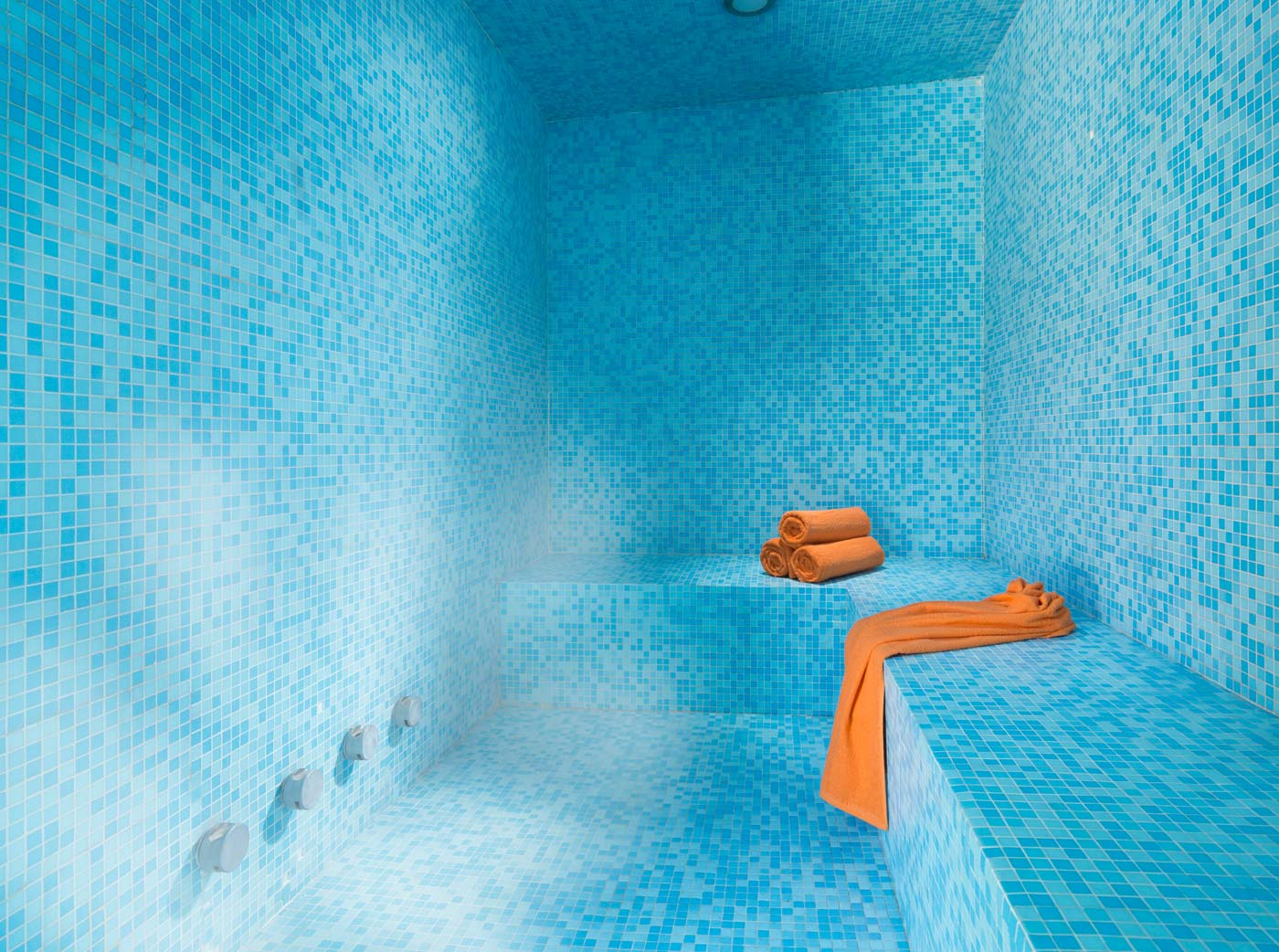 Piscina e Wellness - Hotel Buonafortuna Bellaria - 3 Stelle